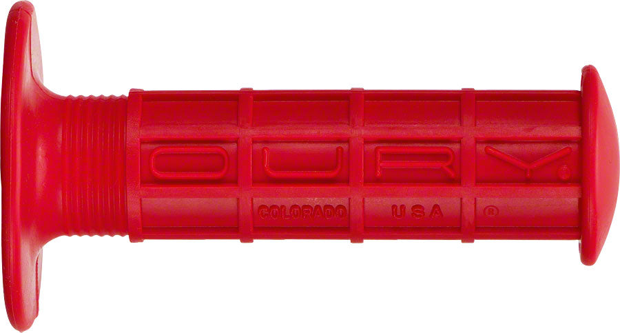 OURY BMX Grips Red