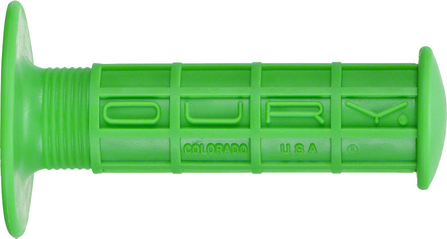 Oury BMX Grips Green