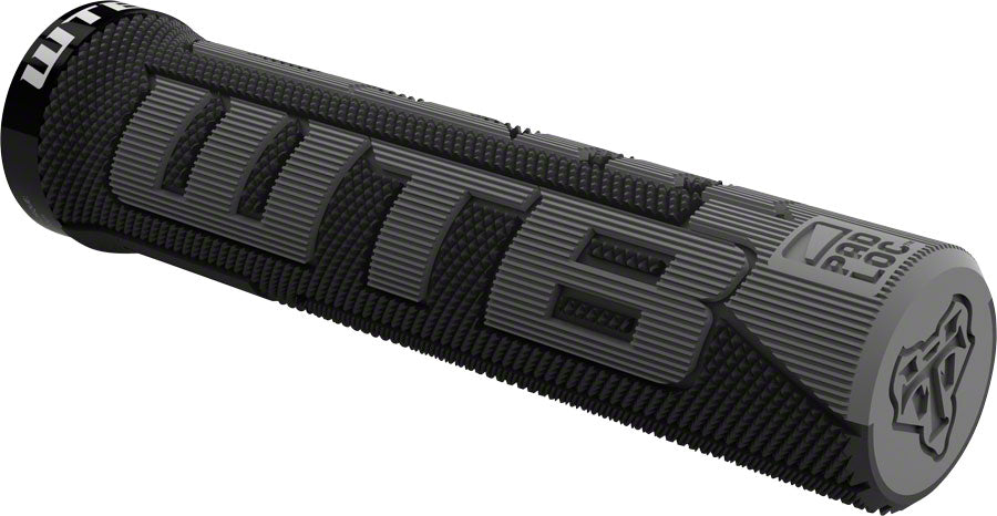 WTB Commander PadLoc Grip: Black/Gray