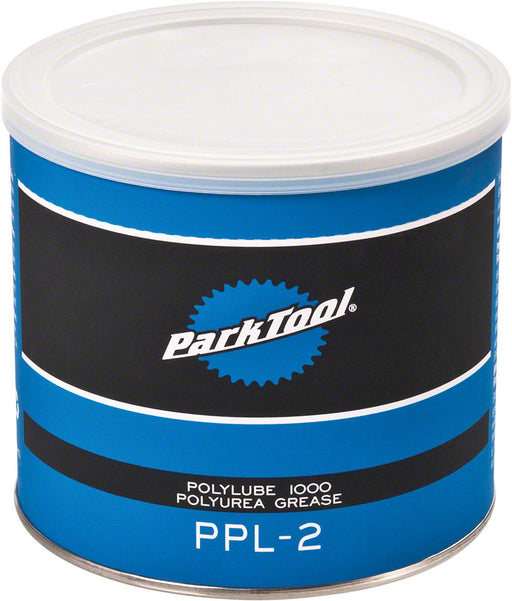 Park Tool Polylube 1000 Grease Tub 16oz for Bicycle Hubs Bearings Bottom Bracket