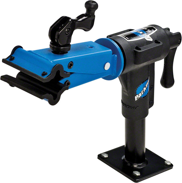 Park Tool PCS-12 Home Mechanic Bench Mount Stand: Single