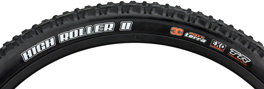 Maxxis High Roller II Tire: 27.5 x 2.30 Folding 60tpi 3C EXO Tubeless Ready