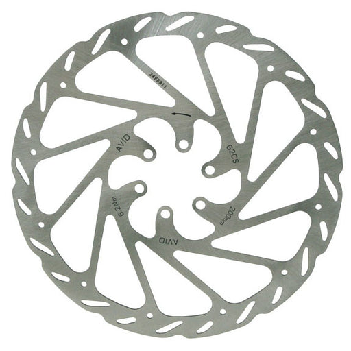 Avid G2 Clean Sweep 200mm Rotor