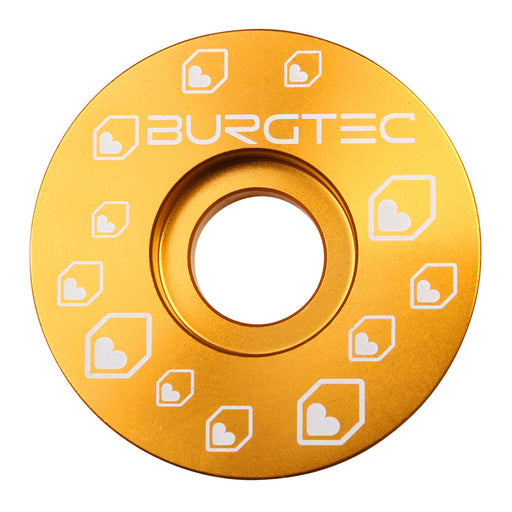 Burgtec Top Cap - Bullion Gold
