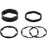 "BOX BoxTwo Stem spacer kit, 1-1/8"" - black"