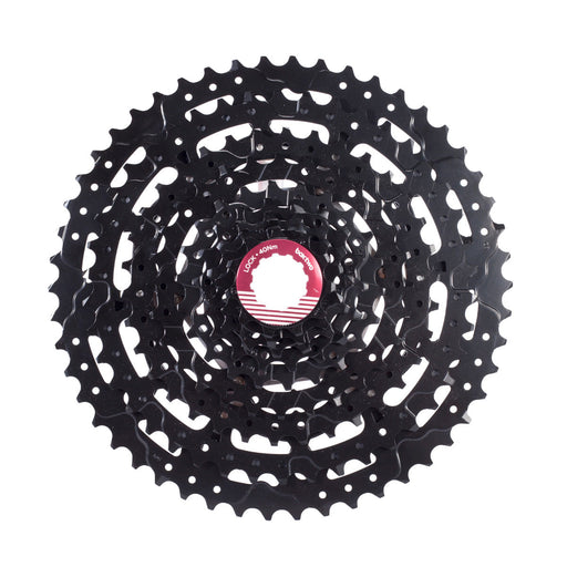BOX Two 9sp E-Bike Cassette, 11-50t - Black