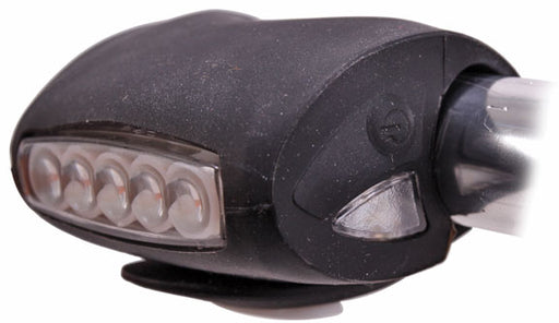 Clean Motion Brutus 180 Head Light, Black