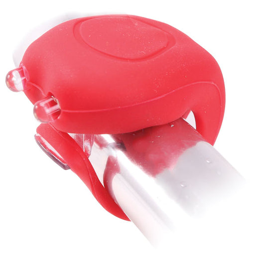 Clean Motion Beam Bug Tail Light, Red