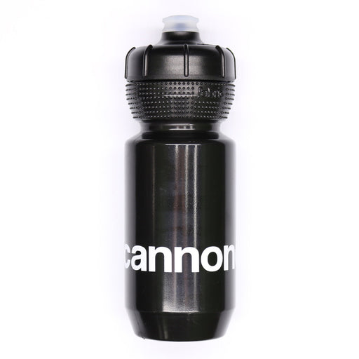 Cannondale Logo Gripper Bottle Black + White 600ml CP5100U1160