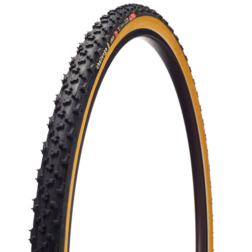 Challenge Tire Limus Pro Tubular tire, 700x33c black/tan