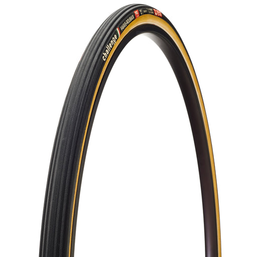 Challenge Tire Paris-Roubaix Pro Tubular tire, 700x27c black/tan