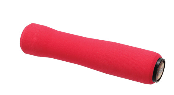ESI FIT XC Grips Red Silicone Mountain Bike Lightweight