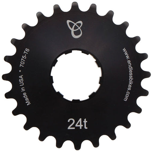 Endless Bike Kick Ass Cog, 24t - Black Ano
