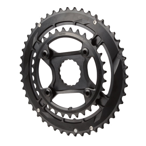 Easton Chainring set, 110BCD 32T+47T - black