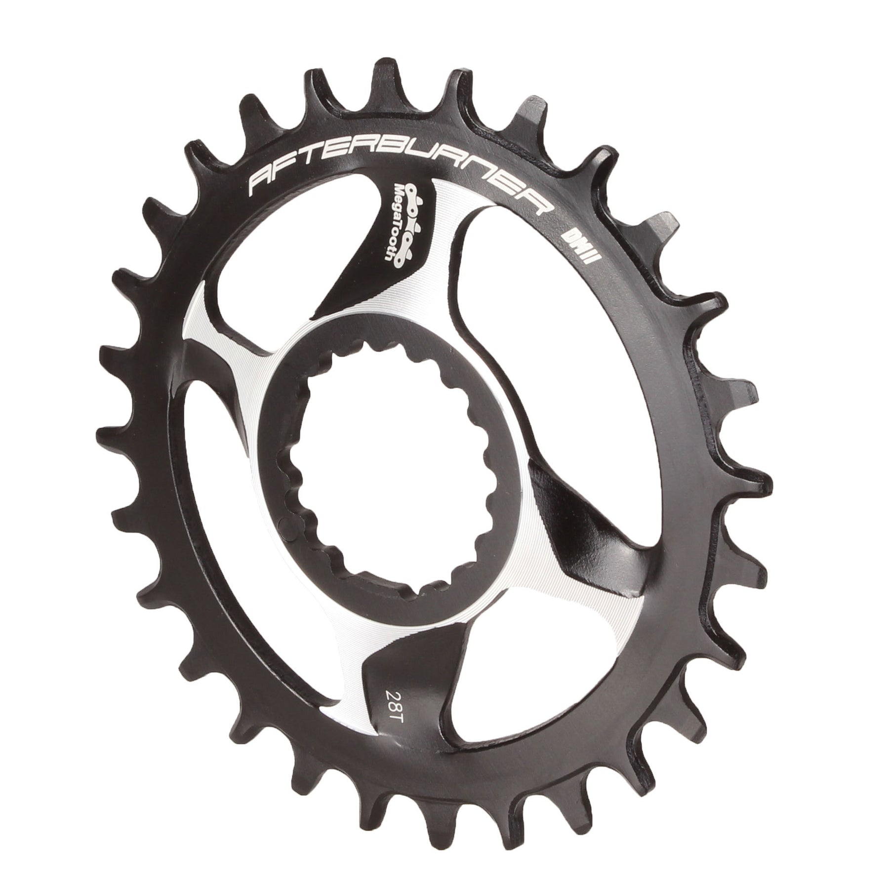FSA Afterburner Chainring Direct Mount Narrow Wide Drop Stop Megatooth 11 Speed