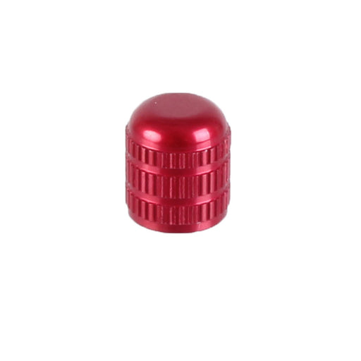 Fox Shox Air Valve Cap, .305-32, Red Alloy