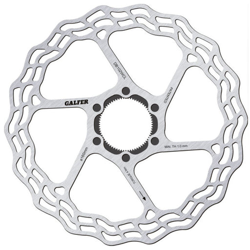 Galfer Wave CL Disc Brake Rotor, 160mm Road