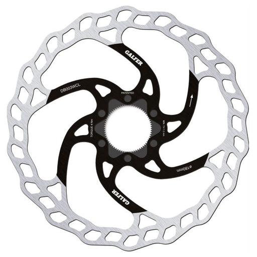 Galfer Wave CL Disc Brake Rotor, 203mm 1.8mm