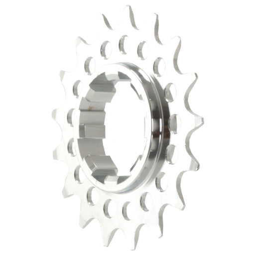 "Gusset 66C Campagnolo Steel Cog, 5/64"" - 17t"