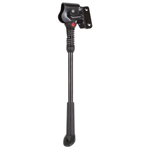 Hebie Direct Mount Single Leg Kickstand, KSA 40 - Black