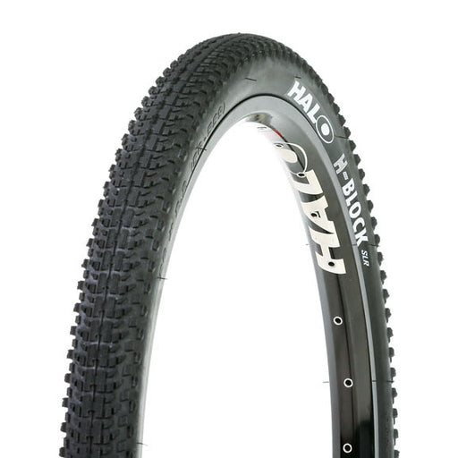 "Halo H-Block W tire, 26 x 2.2"" - black"