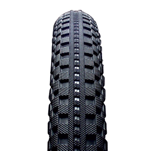 "Halo Twin Rail w Tire, 26 x 2.2"" - Black"