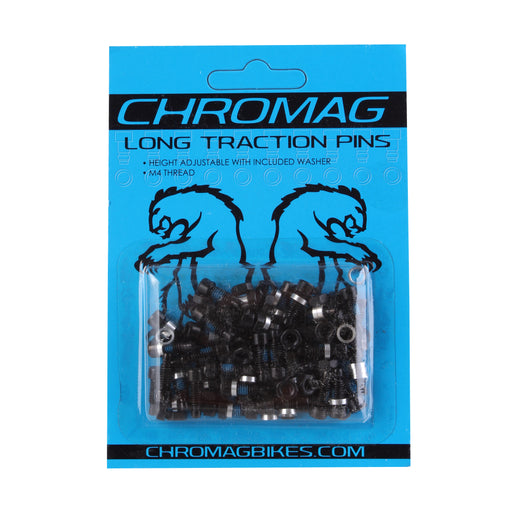 Chromag Long Pin Replacement Kit With Nut, 40pcs