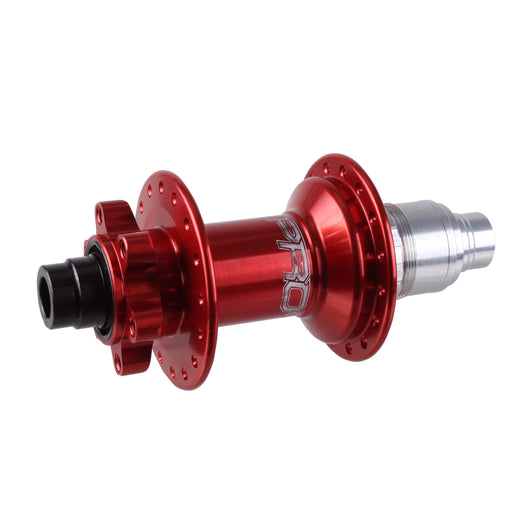 Hope Pro4 Disc R T-A Hub (XD), 12x148mm 32h - Red
