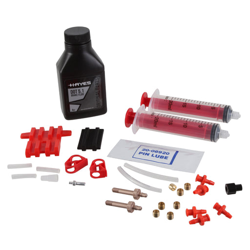 Hayes Brake Pro-Bleed Kit, Hydraulic (Dominion DOT-5.1)