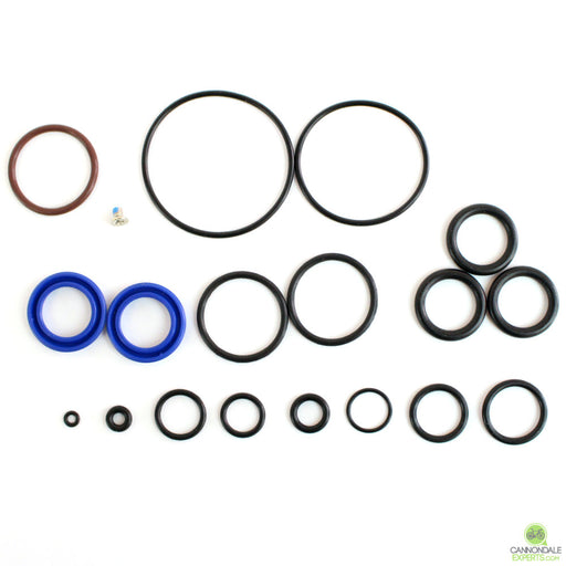Cannondale Lefty 1.0 XLR/PBR Damper Seal Kit KH042/