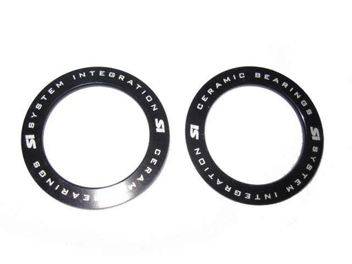 Cannondale BB30 Bearing Shield Set - Black - KP023/BLK