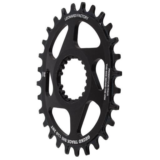 Leonardi Track XTR 12 Speed Elliptical Ring, 30T - Black