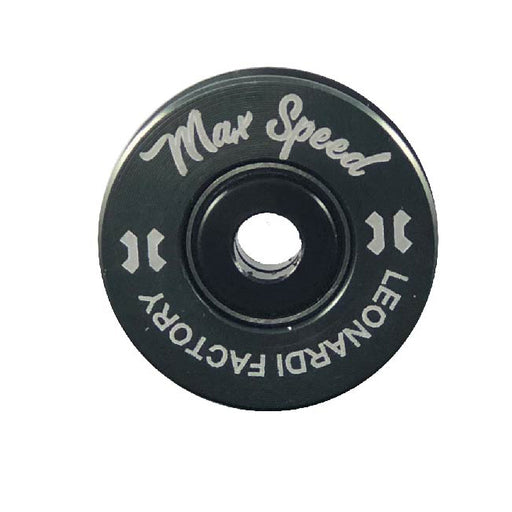 Leonardi Pulley Max Speed, Black