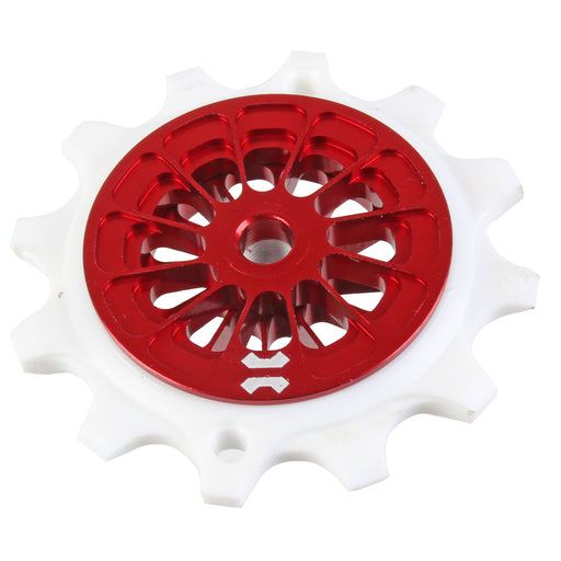 Leonardi SRAM Eagle Pulleys, 12sp Lower - Red