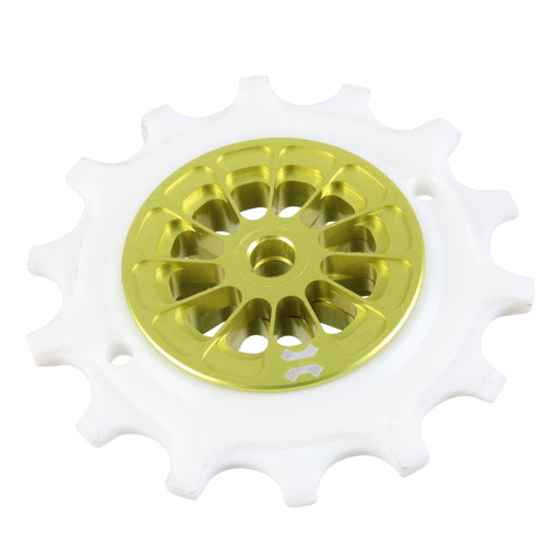 Leonardi SRAM Eagle Pulleys, 12sp Lower - Lime