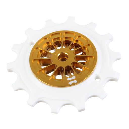 Leonardi SRAM Eagle Pulleys, 12sp Upper - Gold