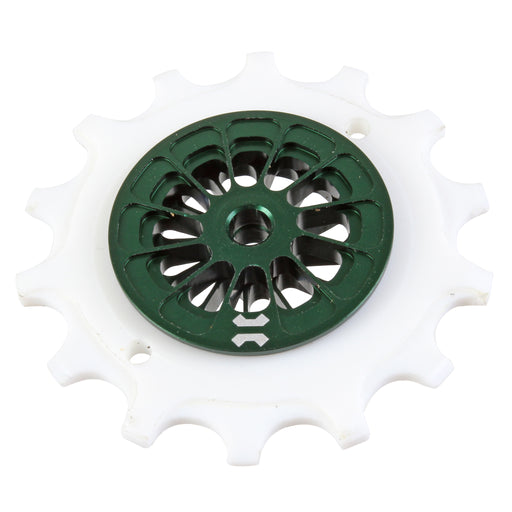 Leonardi SRAM Eagle Pulleys, 12sp Lower - Green