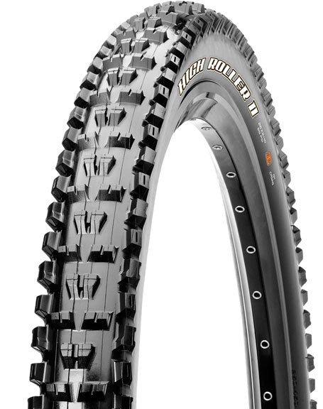 Maxxis High Roller II Tire: 29 x 2.30 Folding 60tpi 3C EXO Tubeless Ready