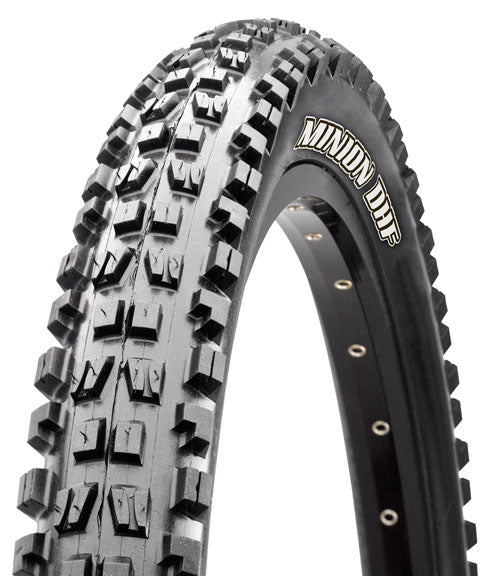 Maxxis Minion DHF Tire: 27.5 x 2.30 Folding 60tpi 3C EXO Tubeless Ready Black