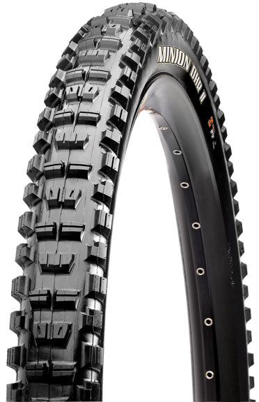 Maxxis Minion DHR II Tire: 27.5 x 2.30 Folding 120tpi 3C Double Down Tubeless