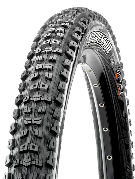 Maxxis Aggressor Tire: 29 x 2.30 Folding 120tpi Dual Compound 2-Ply Double