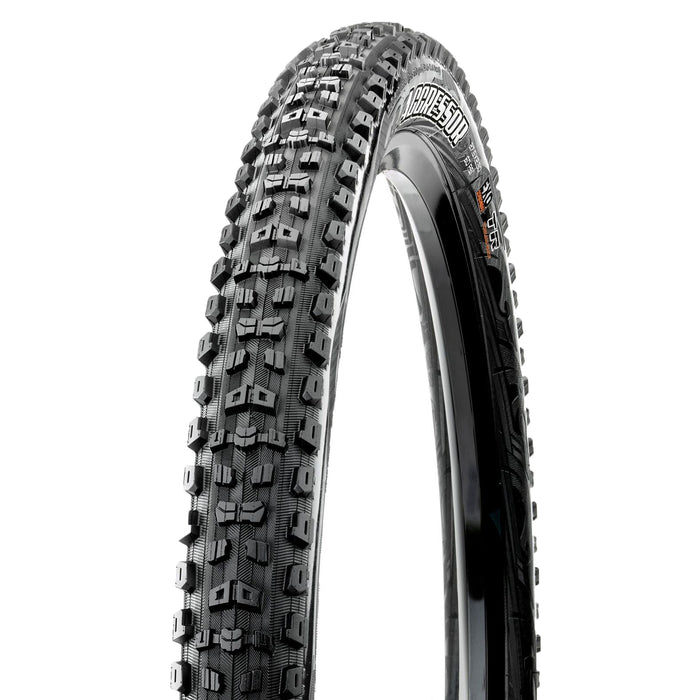 Maxxis Aggressor Tire: 27.5 x 2.50 Folding 60tpi Dual Compound EXO Tubeless