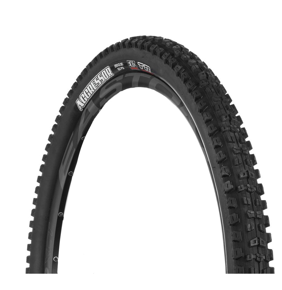 Maxxis Aggressor Tire: 29 x 2.50 Folding 60tpi Dual Compound EXO Tubeless