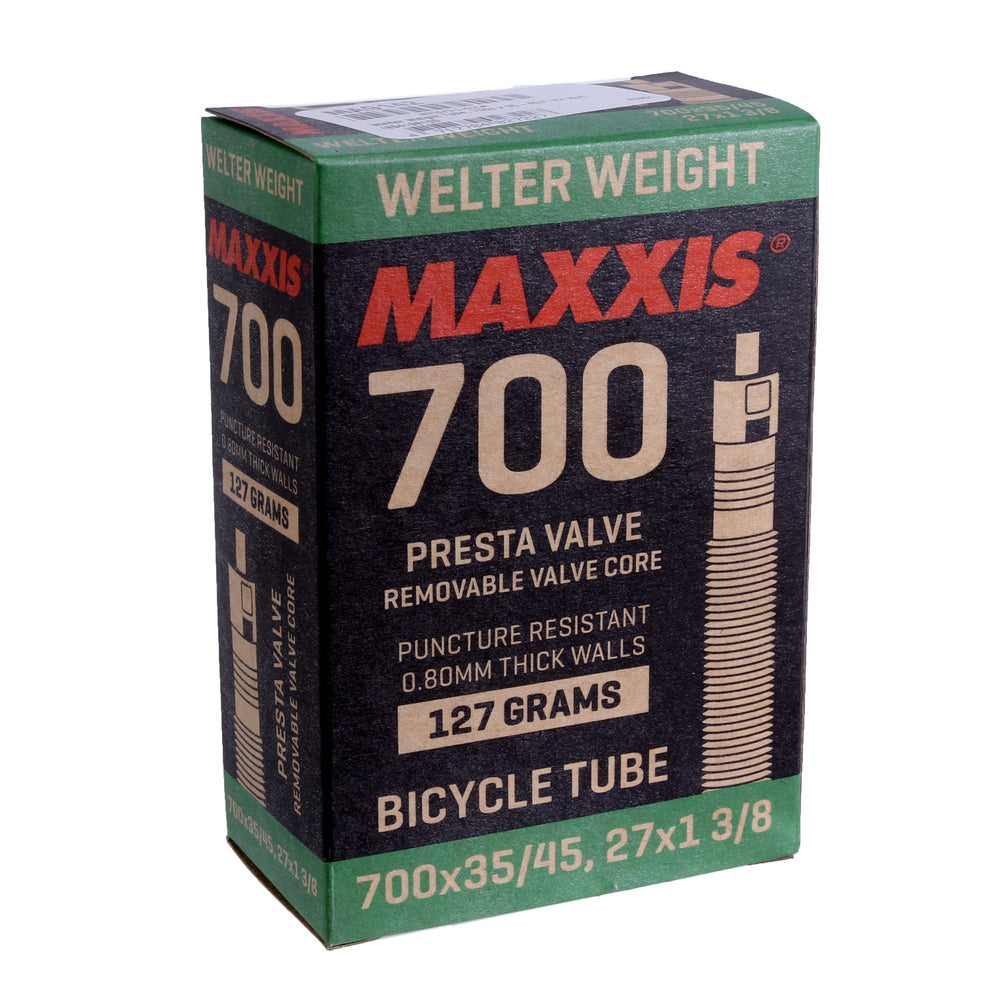 "Maxxis Welter Weight Tube, 700c x 35-45c"" Presta Valve RVC"