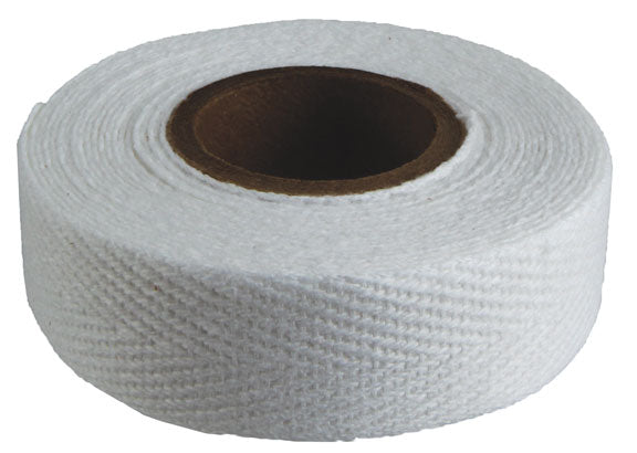 Newbaum's Cloth bar tape, white - each
