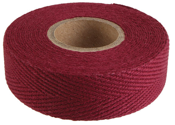 Newbaum's Cloth bar tape, maroon - each