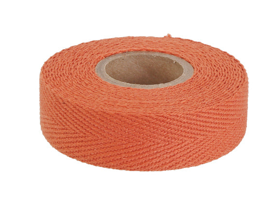 Newbaum's Cloth bar tape, burnt orange - each