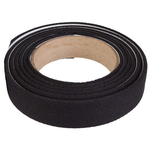 Newbaum's Padded Cloth Bar Tape, Black - Each