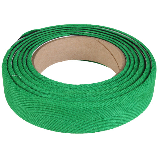 Newbaum's Padded Cloth Bar Tape, Grass Green - Each