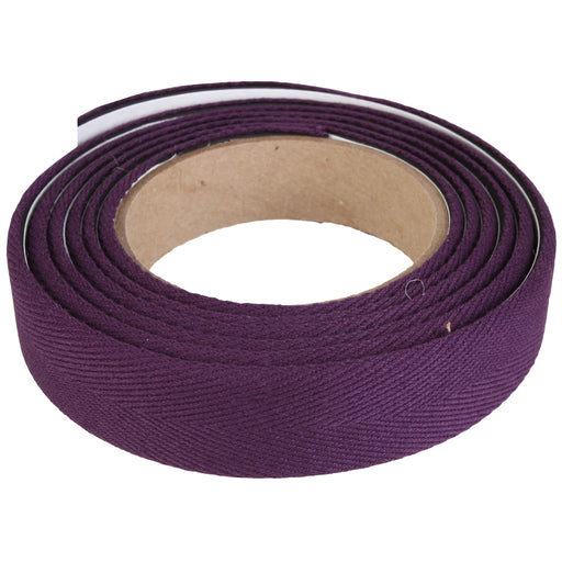 Newbaum's Padded Cloth Bar Tape, Eggplant - Each